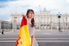 I like Madrid Royalty Free Stock Images