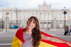 I like Madrid Royalty Free Stock Image