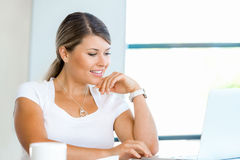 I like my career and ready to work hard Royalty Free Stock Image