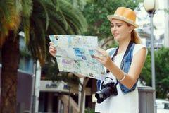 I like new cities Royalty Free Stock Photos