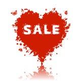 I like sale! Floral style design Stock Image