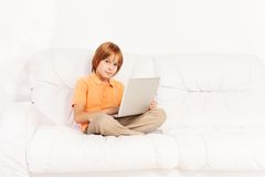I'll be a software engineer when grow up Stock Images