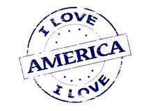 I love America Stock Photo