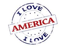 I love America Stock Photos