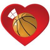 I love basketball Stock Photo