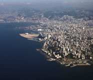 Beirut royalty free stock images
