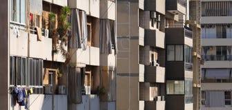 Beirut. A close look at the Urban chaos Stock Photography