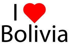 I love Bolivia stock photos