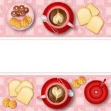 I love breakfast Stock Photos