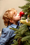 I love Christmas Stock Photography