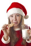 I love Christmas cookies Stock Image