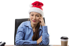 I love christmas Stock Images