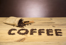 I love coffee! Royalty Free Stock Image