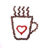 I love coffee Royalty Free Stock Photography