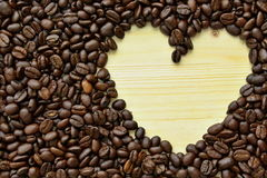 I love coffee. Texture image for large coffee lovers stock photo