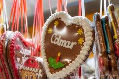 I love Colmar Stock Image