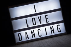 I love dancing stock photos