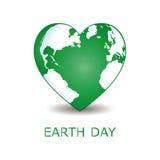 I Love Earth Stock Photo