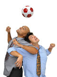 I love football Royalty Free Stock Photography