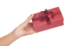 I Love Gift Giving Stock Images