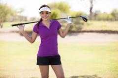 I love golf! Stock Photos