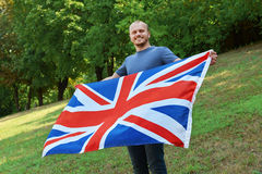 I love Great Britain! Royalty Free Stock Images