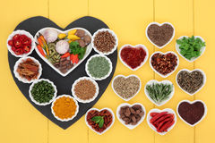 I Love Herbs n Spices Royalty Free Stock Images