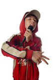 I love hiphop Royalty Free Stock Images