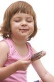 I love ice cream! Royalty Free Stock Photos
