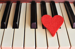 I love instrumental music Royalty Free Stock Photo