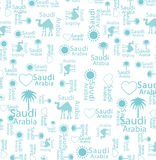 I love Kingdom of saudi arabia Royalty Free Stock Photography