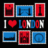 I love London Stock Images