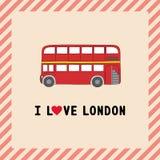 I love London5 Stock Photo