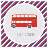 I love London11 Royalty Free Stock Photos
