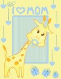 I love Mom! Royalty Free Stock Photo
