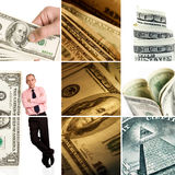 I love money! Royalty Free Stock Images
