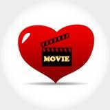 I love movie Stock Photography