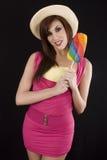 I love my candy Stock Photos