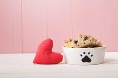 I Love My Dog concept Stock Photo