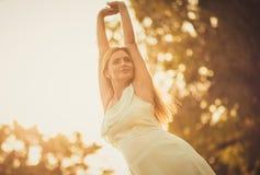 I love my pregnancy royalty free stock photography