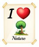 I love Nature Stock Photos