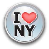 I love new york royalty free illustration