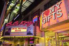 I love NY Gift shop and B.B. King Theater venue- MANHATTAN - NEW YORK - APRIL 1, 2017. I love NY Gift shop and B.B. King Theater venue- MANHATTAN - NEW YORK royalty free stock photography