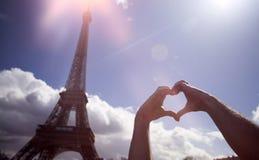 Free I Love Paris Stock Image - 144972741