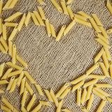 I love pasta Royalty Free Stock Images