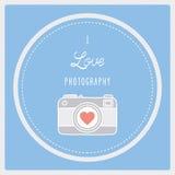 I love photography3 Royalty Free Stock Photos