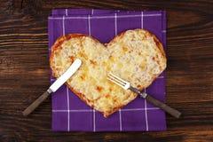 I love pizza. Royalty Free Stock Photo