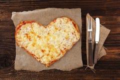 I love pizza. Royalty Free Stock Image