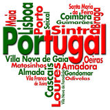 I Love Portugal Royalty Free Stock Images