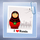 I love Russia Stock Images